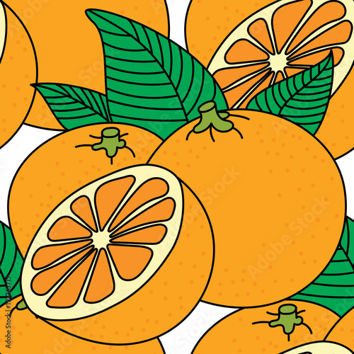Vector seamless pattern - 192263715