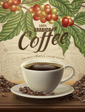 Arabica coffee ads - 192269384