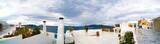 Panorama of Oia town. Oia Santorini Island - 192274517