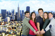 Study trip for young adults in San Francisco, California