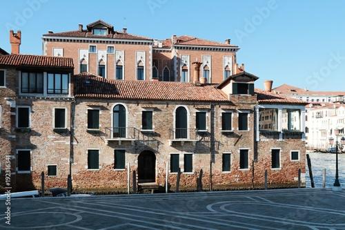 Foto op Canvas Venetie Casa veneziana