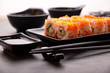 Japanese sushi and rolls cuisine - 192334991