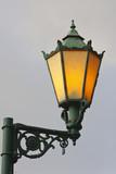 Medieval Street Light, Germany - 192341524