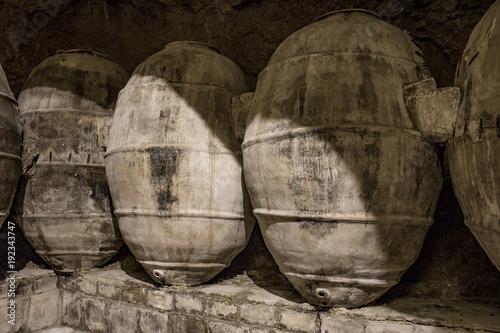 Tinajas de vino
