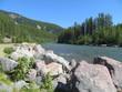 Maligne River 4, Jasper, Alberta