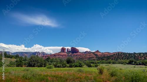 Foto op Canvas Blauwe jeans West Sedona, Arizona, United States