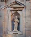 religious statue in Dubrovnik Croatia   - 192398929
