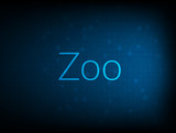 Zoo abstract Technology Backgound - 192419160