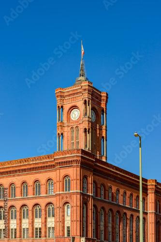 Foto op Canvas Berlijn Prachtvoller Verwaltungsbau: das