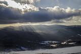 Fototapeta  - Bieszczady zimą  © wedrownik52