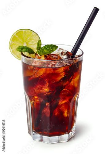 Cuba libre or long islan iced tea