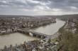 Cityscape of Namur view from the Historic Citadel of Namur, Wallonia region, Belgium - 192458503