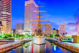 Yokohama, Japan Cityscape - 192471591