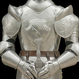 cuirasse de chevalier - 192557929