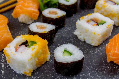 Aluminium Sushi bar sushi
