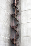 Urban concrete building - 192620173