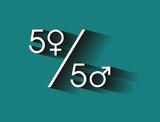 Gender equality, social problems - 192628519