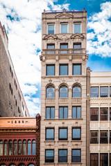New York City vintage apartment buildings
