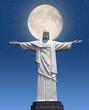 Quadro Rio De Janeiro, Christ the Redeemer Statue