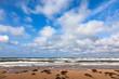 Rough seas at Thunder Cove Beach