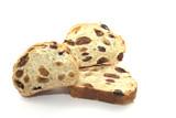 pane rotondo con uvetta secca - 192688570