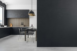New kitchen with copyspace - 192694935