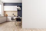 Modern kitchen with copyspace - 192694950