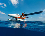 Seaplane on water - 192713952