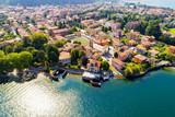 Dervio - Lago di Como (IT) - Vista aerea - 192732526