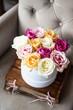 Quadro food flowers