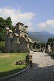 Grotte im öffentlichen Stadt Park der Villa Camilla in Domaso am Comer See - 192756590