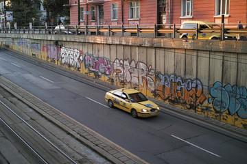 Taxi, Sofia city