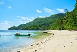 Anse Marie Louise, Mahe beach, Seychelles - 192794338