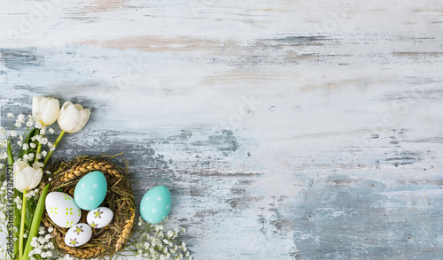 Easter background concept. - 192821521