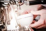 Barista Making Cappuccino - 192840749