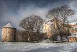 fortress of Akershus - a castle in Oslo - 192851596