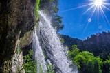 Rifle Falls Waterfall