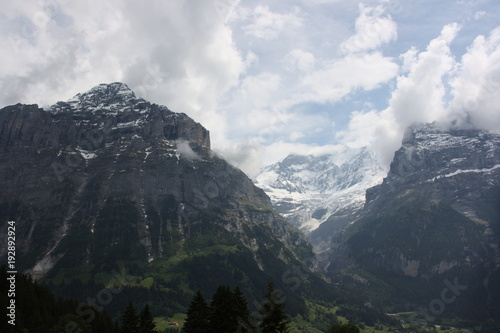 Switzerland is a beautiful country