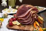 Spicey Ham For Easter - 192907307