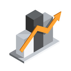 graphique icône