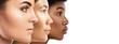 Quadro Different ethnicity women - Caucasian, African, Asian.