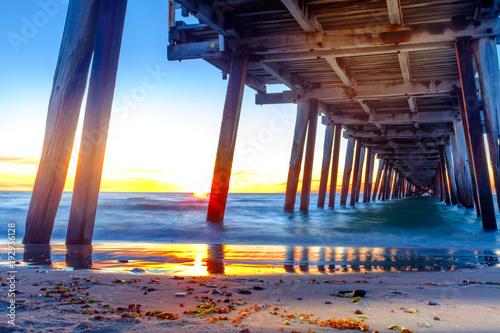 Pier Sunset Henley Beach