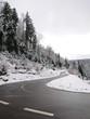 Straße im Winter - 192943526