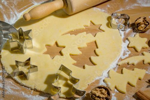 In de dag Bakkerij cookies for christmas