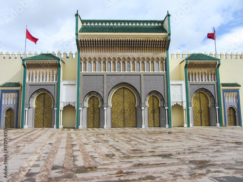 Papiers peints Maroc Marokko
