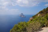 Es Vedra rock in Ibiza - 192965339