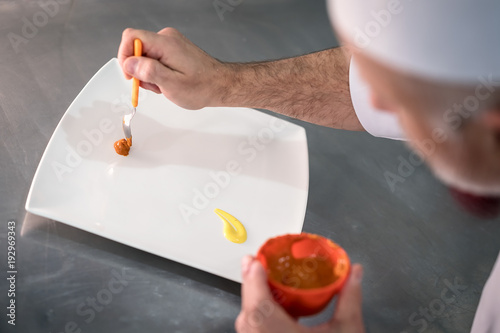 Wall mural Cooking