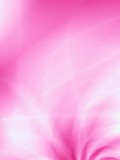 Bright pink modern abstract wave backdrop design - 192979582