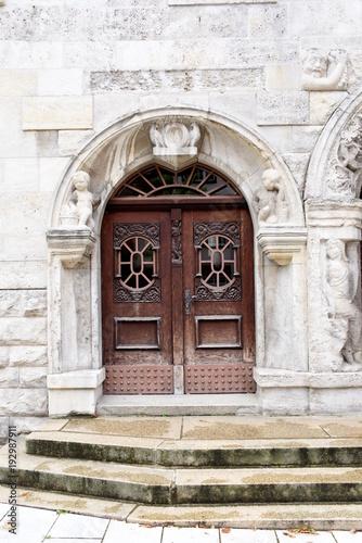 Drzwi w Apolda, Turyngia