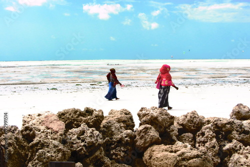 Staande foto Zanzibar Désert